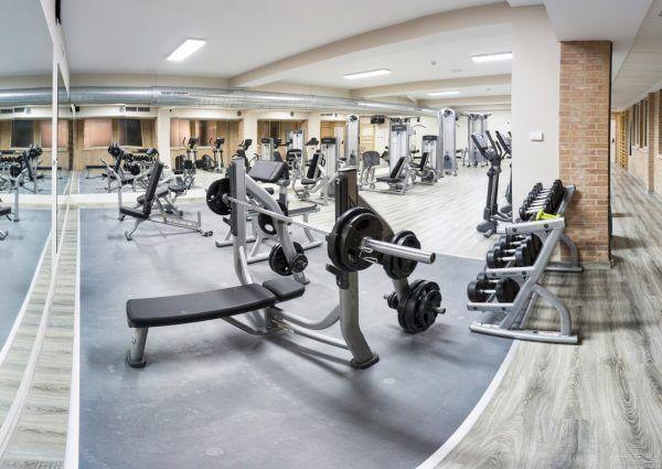 Gym Hotel Rio Ucero