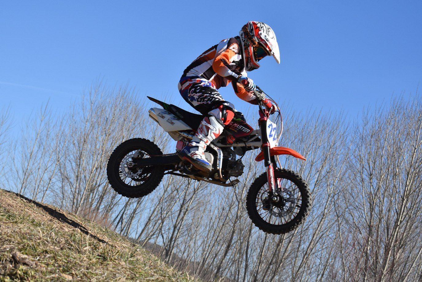 Motocross Infantil 1