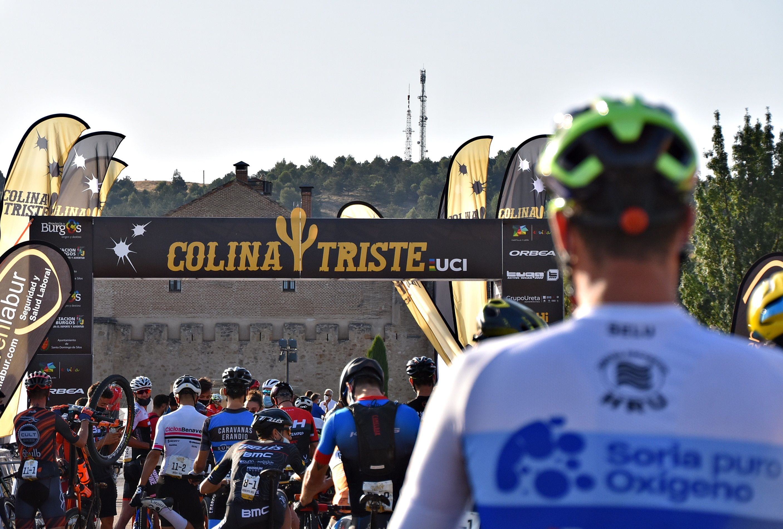 Colina Triste UCI XCS S2 & Rutas Bici Soria