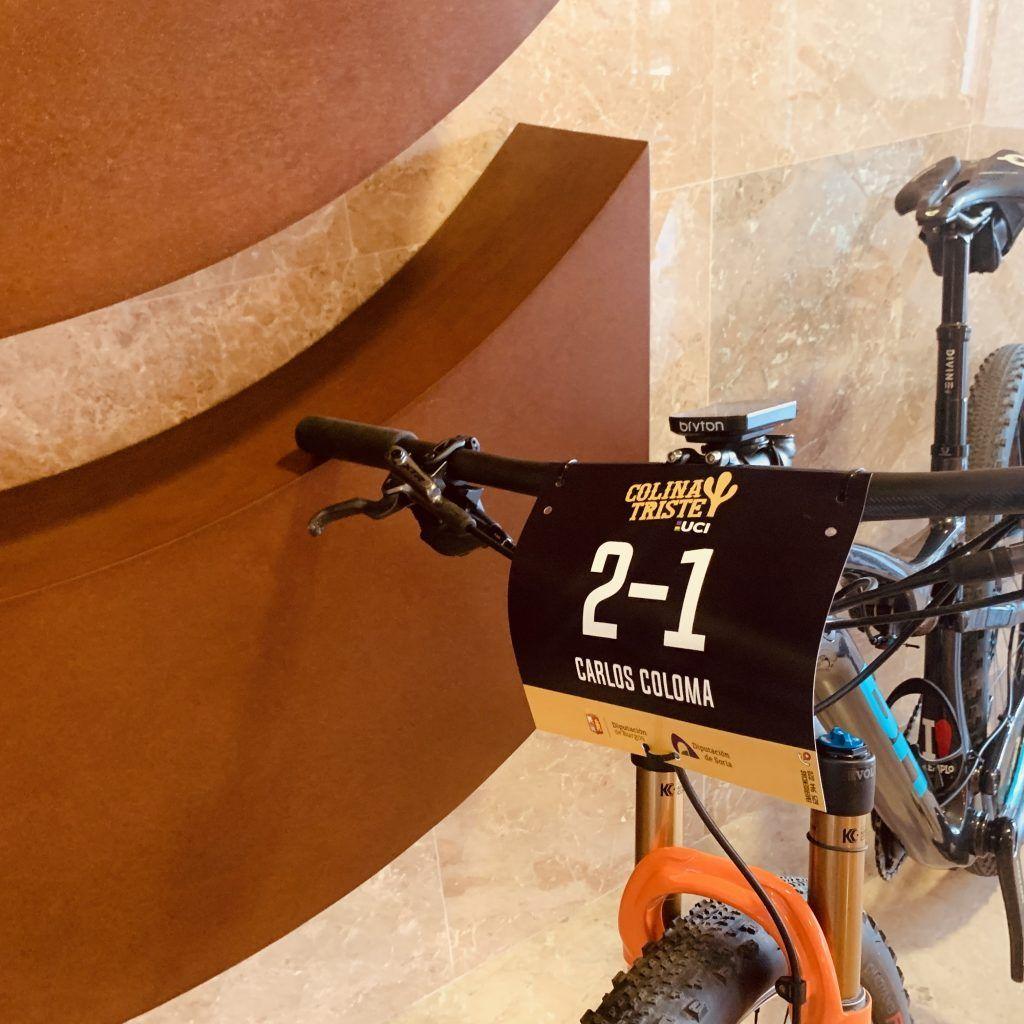 Carlos Coloma Colina Triste UCI